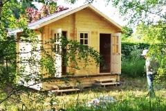 """Садовый домик """"Выгодный"""""""