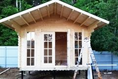 """Садовый домик из дерева """"Эталон"""""""