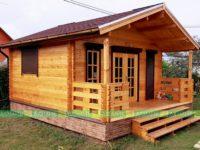 Дачный дом «АССОЛЬ»