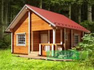 Проблемы при строительстве деревянного дома