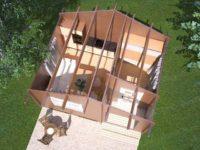 Дачный дом «АРТЕЛЬ»