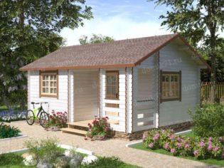 Дачный дом «Летний День»