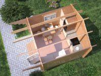 Садовый дом «МИНИ»