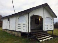 Дом из бруса «Династия»