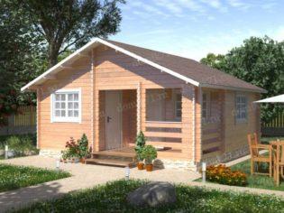 Дачный дом «Луч солнца»