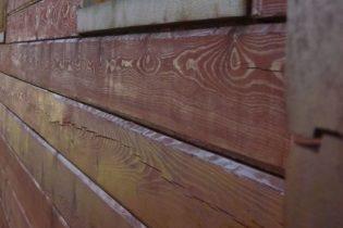 лессирующие матовые лазури для древесины пример покраски
