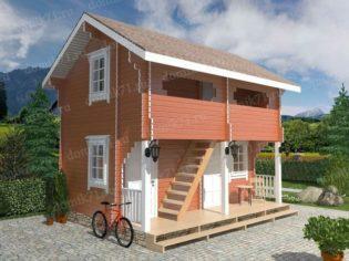 Гостевой дом на 3 номера