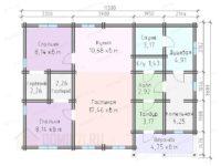 derevyannyj-dom-100-kv-m-dvojnoj-brus