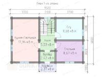 2-etazhnyj-dom-dlya-postoyannogo-prozhivaniya-dvojnoj-brus