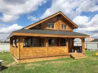 дачный дом 70 кв зимний